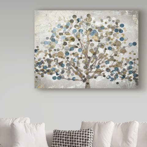 Color Bakery 'Bubble Tree' Canvas Art