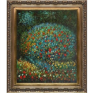 Gustav Klimt 'Apple Tree I' Hand Painted Oil Reproduction