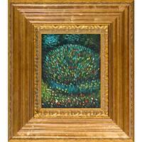 Gustav Klimt 'Apple Tree I' Hand Painted Oil Reproduction