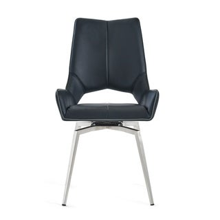 Bucket seat Style Black Dining Chair