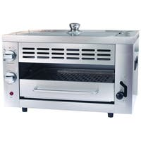 EdenPURE Super Grill, Table and Cover