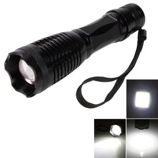 5000 Lumens 5 Modes Zoomable LED 18650 Flashlight Torch Lamp Light