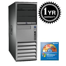 HP DC7600 Pentium D 2.8GHz Dual Core Tower (Refurbished)