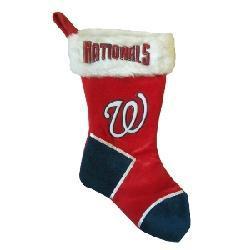 Washington Nationals Christmas Stocking