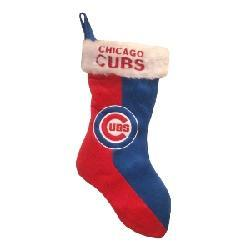 Chicago Cubs Christmas Stocking