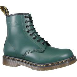 Dr. Martens 1460 8-Eye Boot Green Smooth Leather