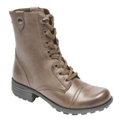 Women's Rockport Cobb Hill Bethany Boot Grey Smooth Leather (More options available)