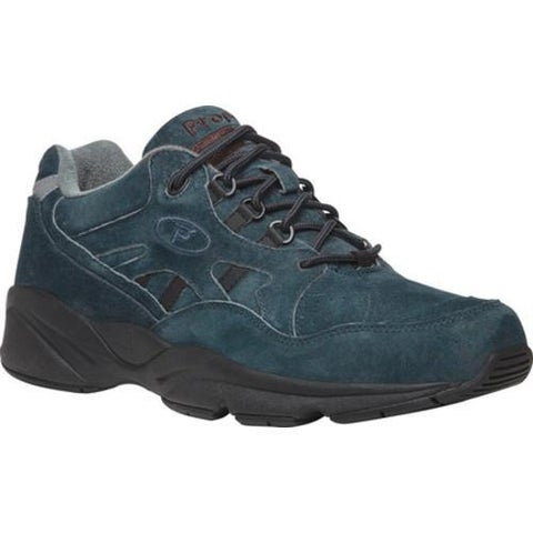 Men's Propet Stability Walker Denim Suede