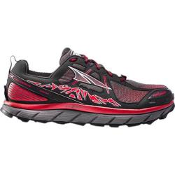 Men's Altra Footwear Lone Peak 3.5 Trail Running Shoe Red