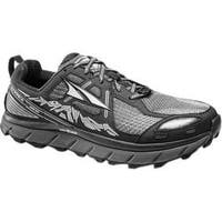 Women's Altra Footwear Lone Peak 3.5 Trail Running Shoe Black