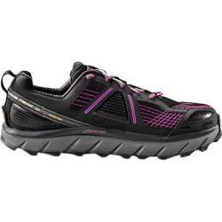Women's Altra Footwear Lone Peak 3.5 Trail Running Shoe Purple/Orange