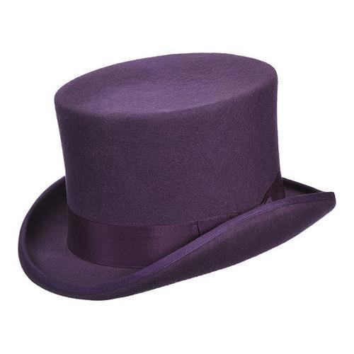677cef0483b6c3 Shop Men's Scala English Topper WF569 Purple - Free Shipping Today -  Overstock - 16705678