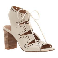 Women's Lucky Brand Tafia Ghillie Lace Up Sandal Sandshell Leather