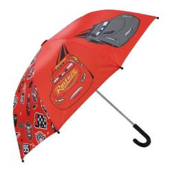 Children's Western Chief Lightning McQueen Umbrella Red