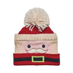 Children's San Diego Hat Company Santa Claus Knit Beanie KNK3519 Red