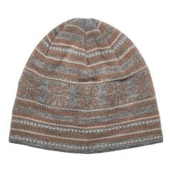 Men's San Diego Hat Company Mixed Color Knit Beanie KNH3501 Brown