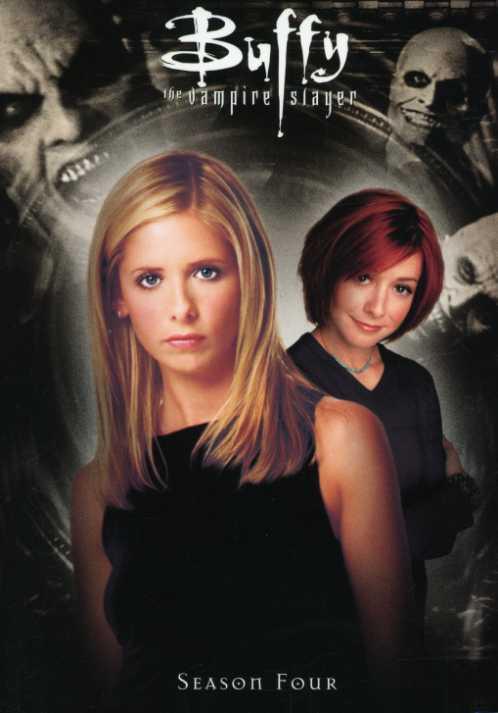 Buffy The Vampire Slayer: Season 4 (DVD)