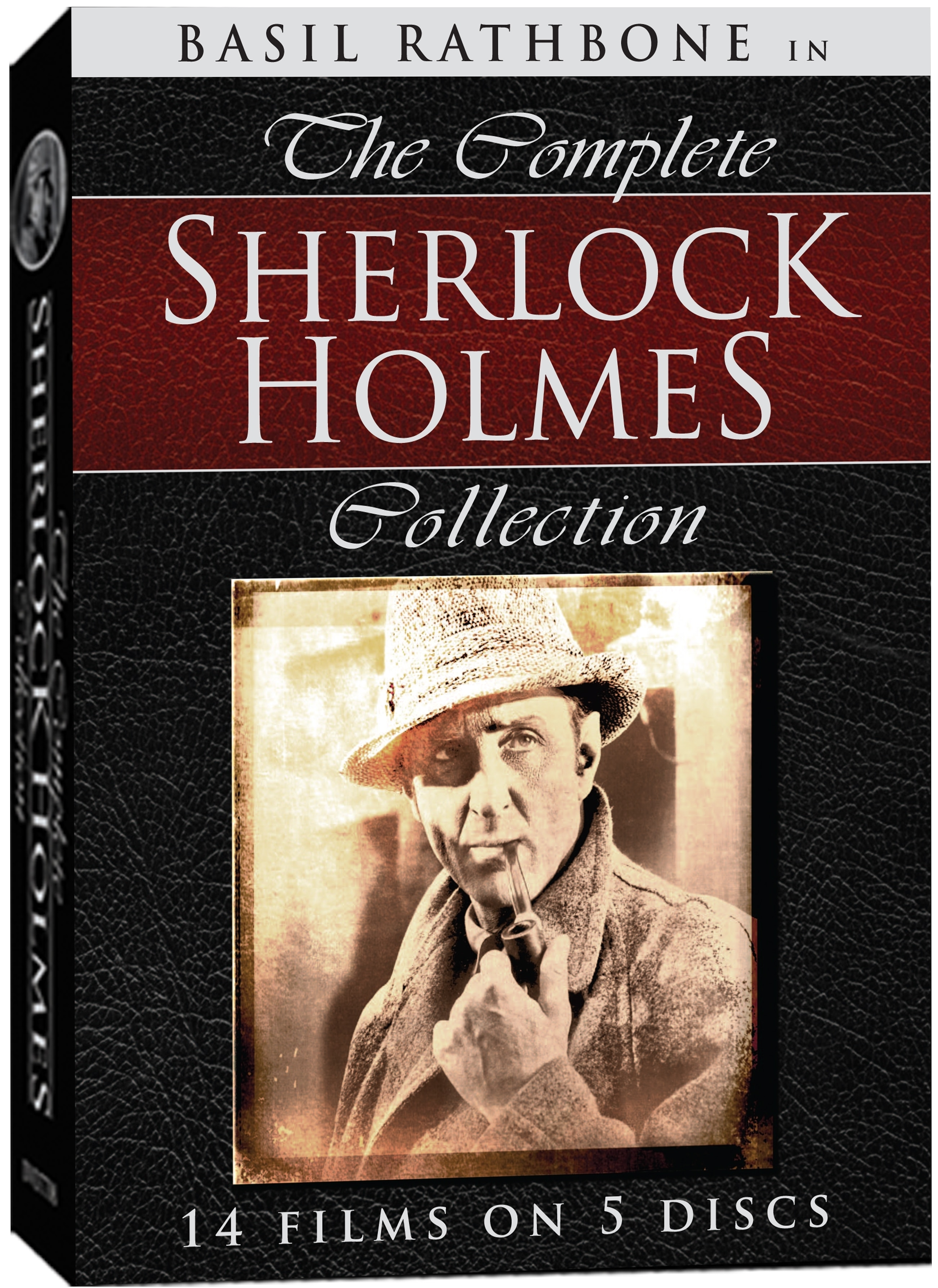 The Complete Sherlock Holmes Collection (DVD)