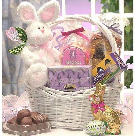 Somebunny special easter gift basket free shipping on orders somebunny special easter gift basket negle Images