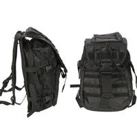Unisex Military Tactical Backpack Hiking Climbing Rucksacks Black