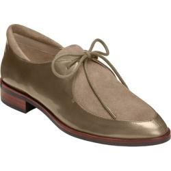 Women's Aerosoles East Village Oxford Taupe Leather/Suede