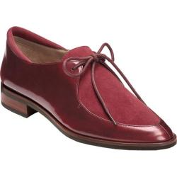 Women's Aerosoles East Village Oxford Wine Leather/Suede