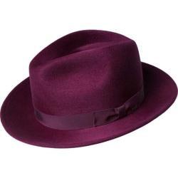 27e7222375c8b Shop Men s Bailey of Hollywood Criss Wide Brim Hat 71001BH Wine ...
