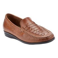 Men's Dockers Templeton Loafer Saddle Tan Leather