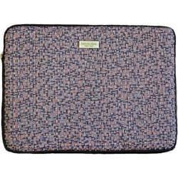 Women's Bernie Mev BM19 Medium Laptop Case Black Faux Leather/Endure - Thumbnail 0
