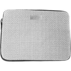 Women's Bernie Mev BM19 Medium Laptop Case Pewter - Thumbnail 0