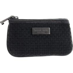 Women's Bernie Mev BM30 Coin Purse Black Nylon/Black