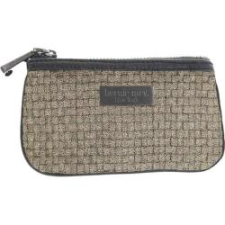 Women's Bernie Mev BM30 Coin Purse Olive Nylon/Bronze