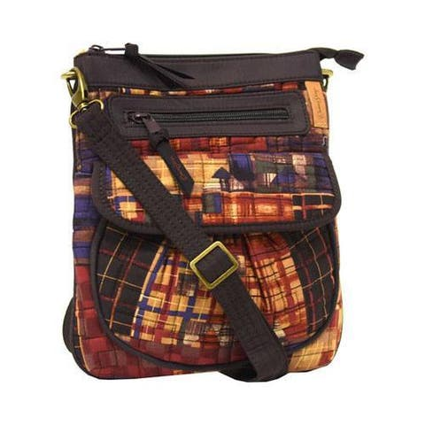 Chloe Bag, Rustic Plaid