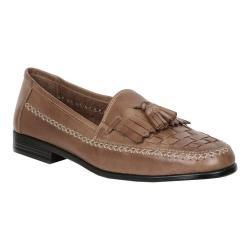 Men's Giorgio Brutini Monocle Kiltie Loafer Tan Leather