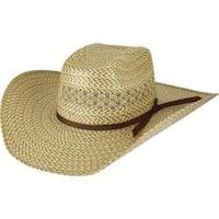 a386f8df4fe2d Shop Men s Bailey Western Seminole Wide Brim Hat Tan - Free Shipping ...