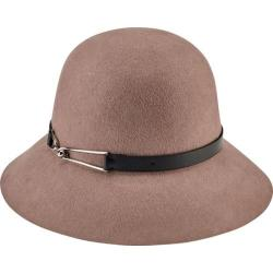 Women's San Diego Hat Company Packable Cloche WFH8038 Camel
