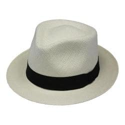 Henschel Trilby 3158 Straw Hat Natural|https://ak1.ostkcdn.com/images/products/191/973/P23212989.jpg?impolicy=medium