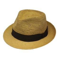 Henschel Trilby 3159 Straw Hat Wheat