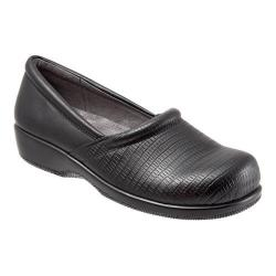 Women's SoftWalk Adora Black Nappa Leather