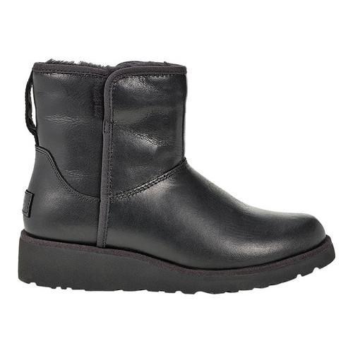 99e408de610 Women's UGG Kristin Ankle Boot Black Leather