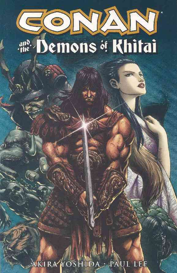 Conan And the Demons of Khitai (Paperback)