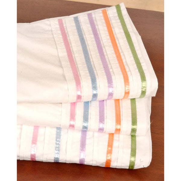 200 Thread Count Groovy Cotton Sheet Set
