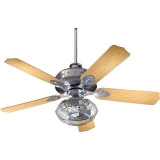 Hudson ABS 52-inch 5-blade Ceiling Fan