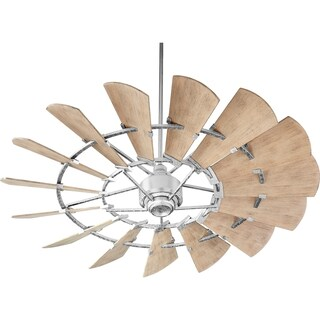 Windmill Aluminum 60-inch Ceiling Fan (2 options available)