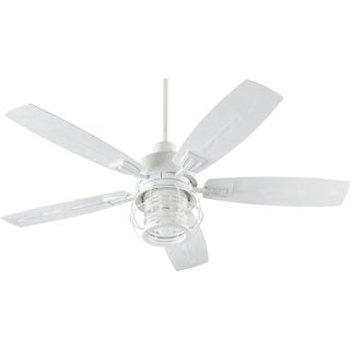 Galveston 52-inch Patio Ceiling Fan with Light Kit (4 options available)