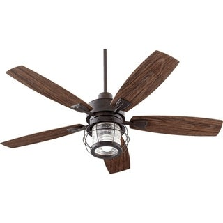 Galveston 52-inch Patio Ceiling Fan with Light Kit