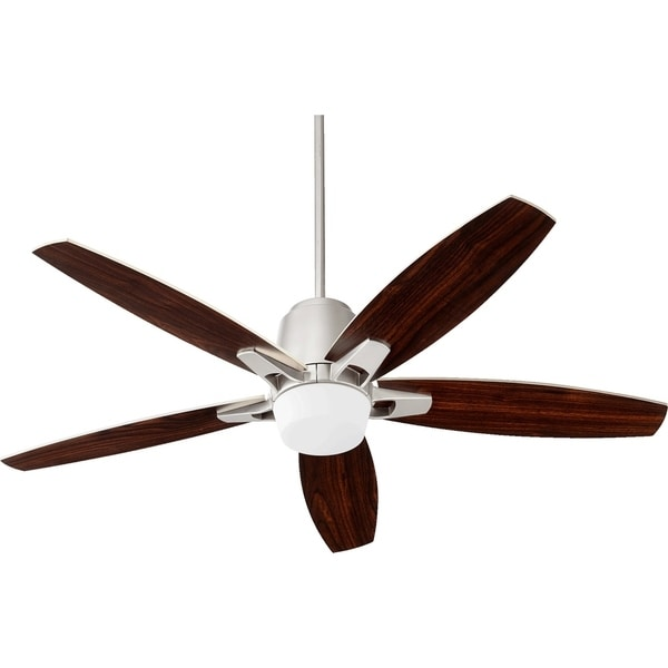 "Shop Metro 52"" Contemporary Ceiling Fan With Integraded"