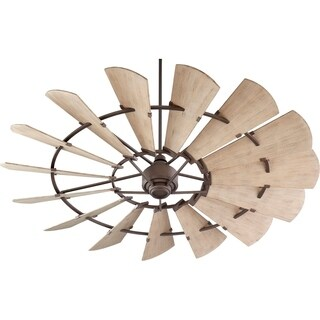"Windmill 72"" Transitional Indoor / Patio Ceiling Fan"