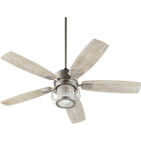 "Galveston 52"" Ceiling Fan with Integrated Light Kit"