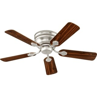 Barclay 44-inch Transitional 5-blade Hugger Ceiling Fan (3 options available)